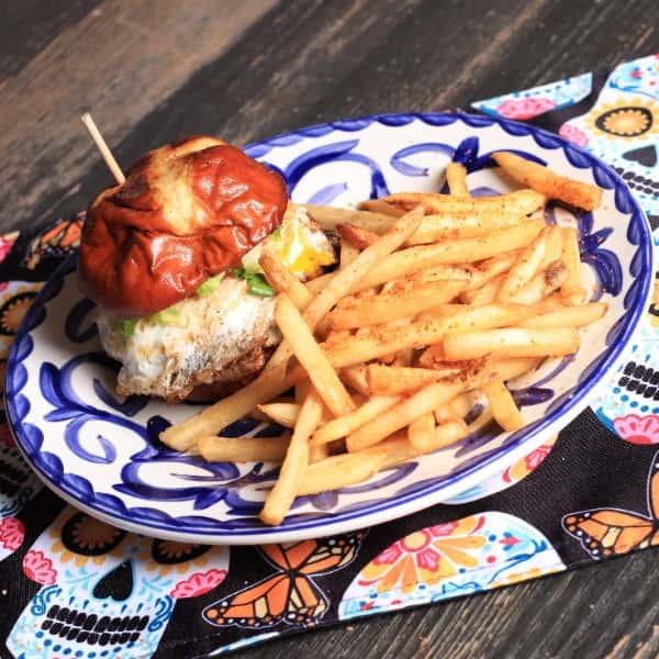 Ambriza Burger