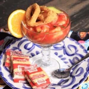 Seafood Campechana