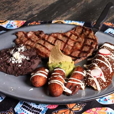Tampiquena Steak
