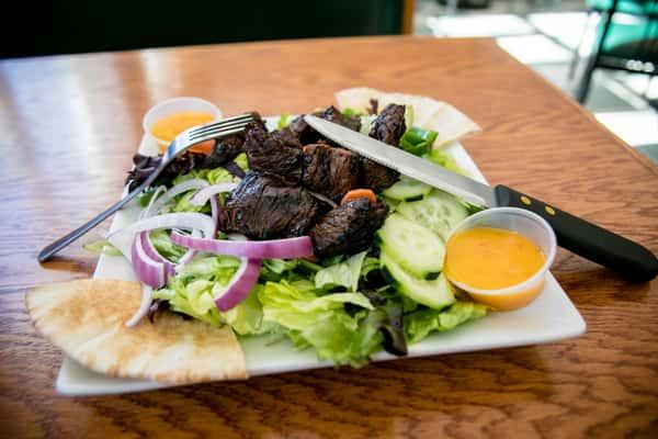 Steak Tips Salad