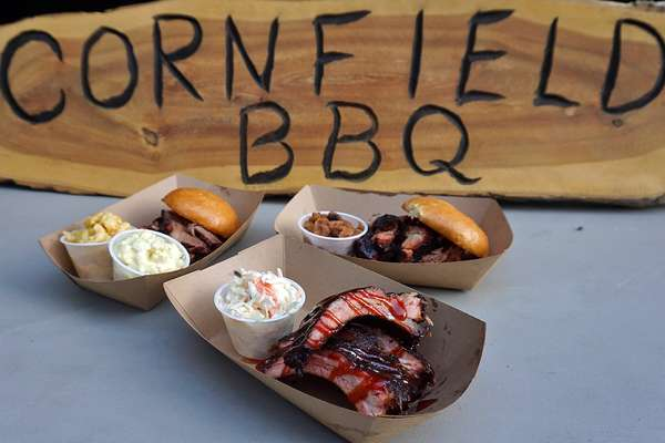Cornfield BBQ Entrees