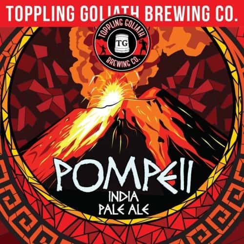 Toppling Goliath Pompeii IPA