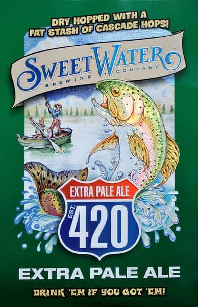 SweetWater, 420 EPA