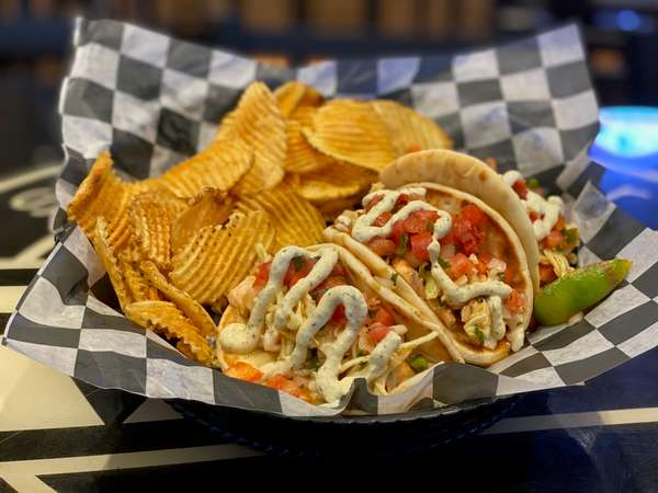 Featured Tacos & Mexican Inspired Dishes