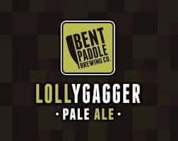 Bent Paddle Lollygagger Pale Ale