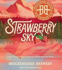 Breckenridge Strawberry Sky Kölsch