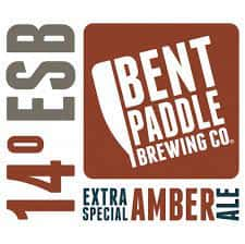Bent Paddle 14˚ ESB Extra Special Amber Ale