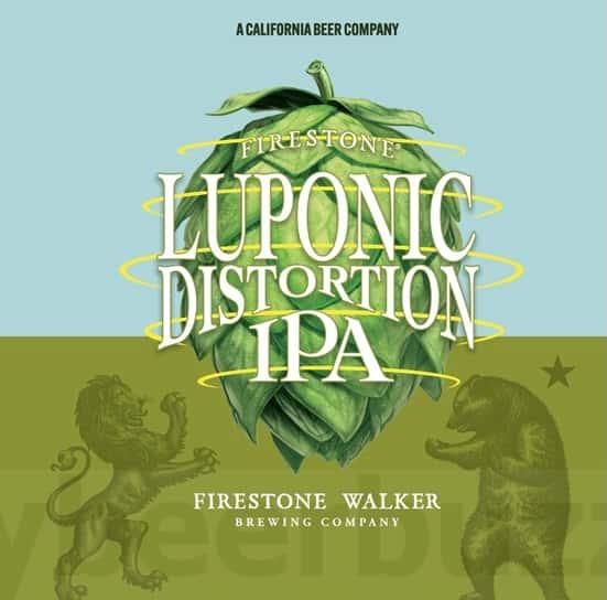 Firestone Walker, Luponic Distortion, Revolving Series IPA #18