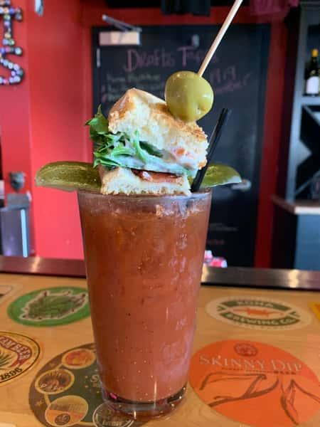 BLT Bloody Marys & Caesars