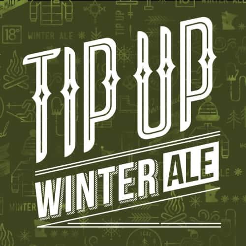 Beaver Island Tip Up Winter Ale