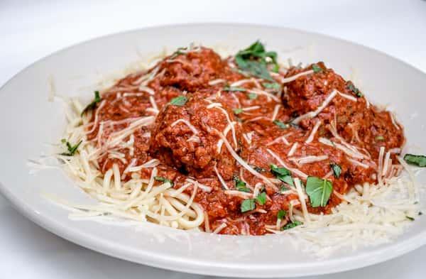 Italian Spaghetti with Meatsauce