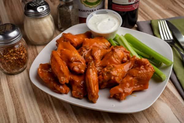 12 Chicken Wings