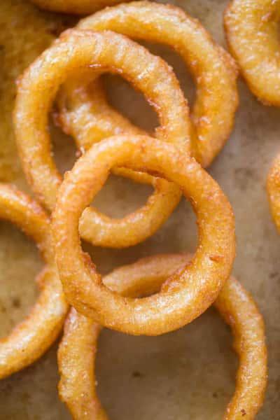 Basket O'Rings