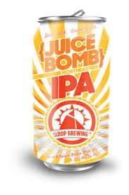 "Sloop's ""Juice Bomb"" IPA"