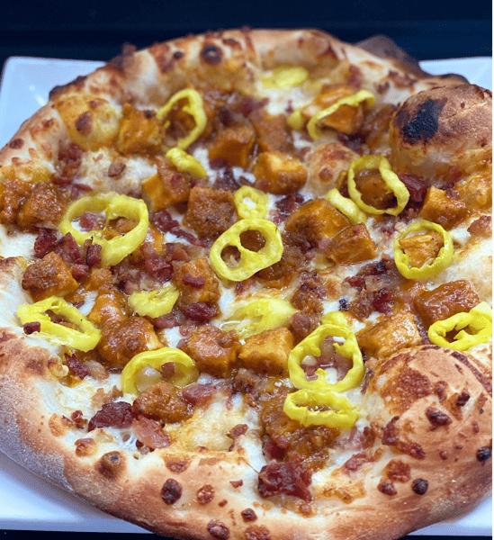 NEW* GoldMembah Pizza