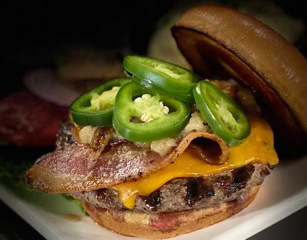 Standish Prime Burger