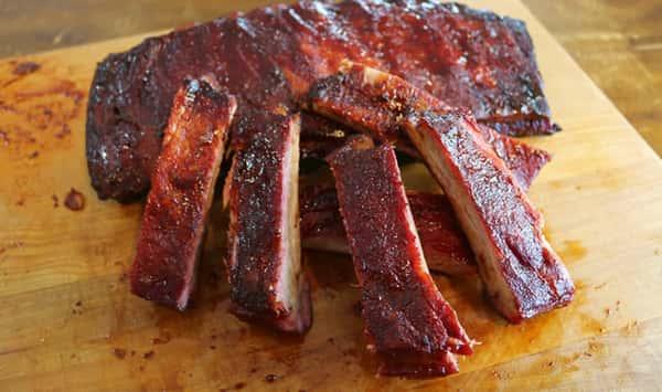 Pork Ribs - St. Louis Style