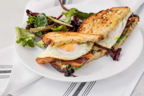 egg-cellent sandwich