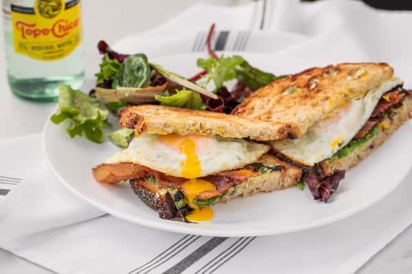Egg-cellent Sandwich*