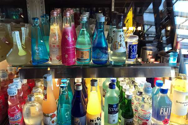 sake collection