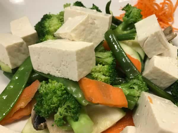 Lunch-Veggies Medley