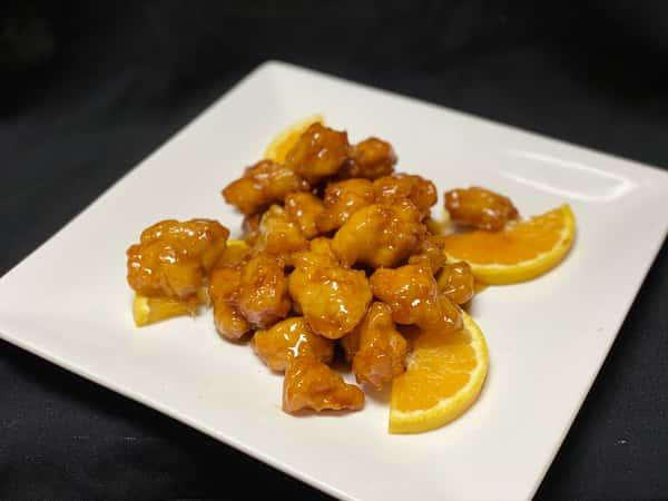 Orange Flavored Chicken
