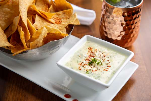 chips queso