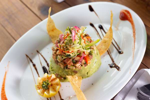 guac tower