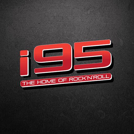 i95 rock logo