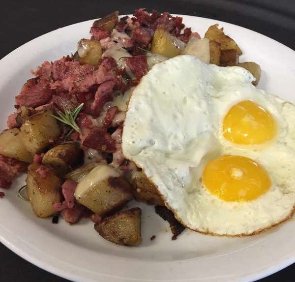 Corned Beef Country Style Hash