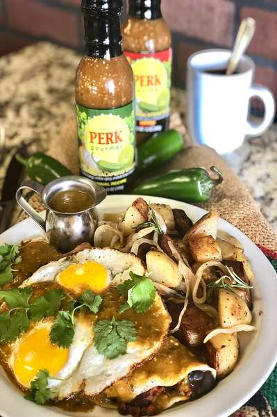 perk gourmet sauces
