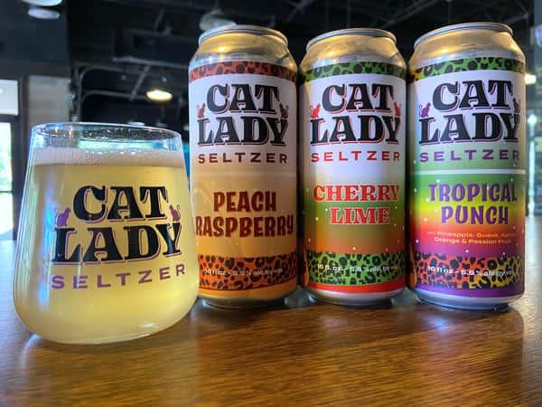 Cat Lady Seltzer