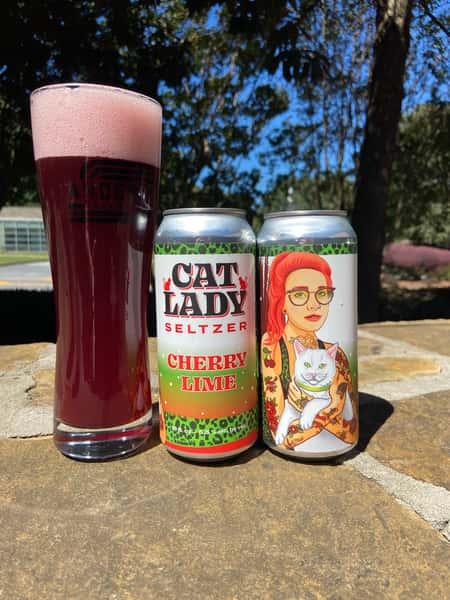 Cherry Lime Hard Seltzer