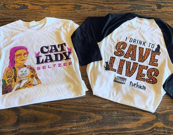 I drink to save lives t-shirts.
