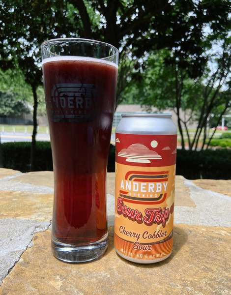 Sour Trip - Cherry Cobbler