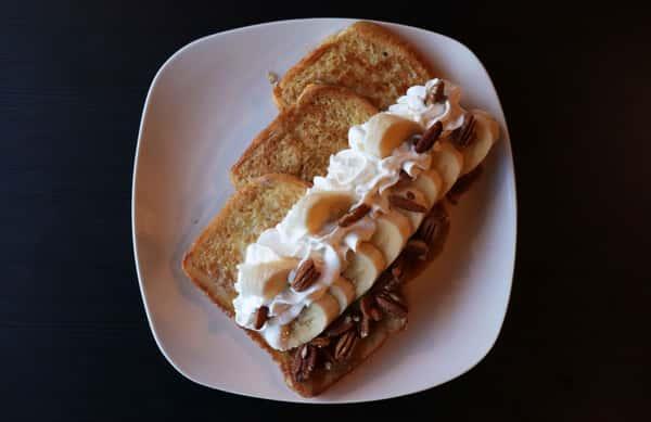 Slice of Texas Stlye French Toast