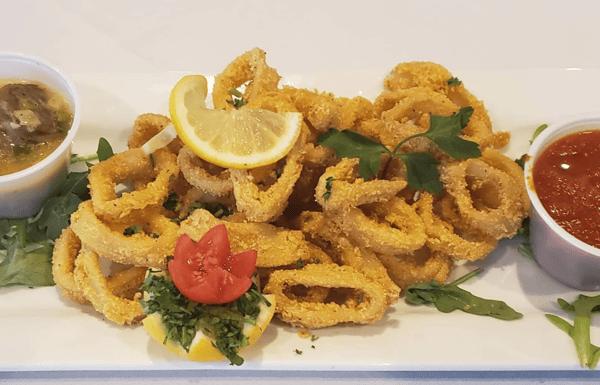 Calamari (Fried or Cajun)