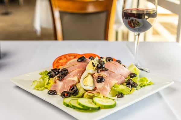 Luna Cobb Salad