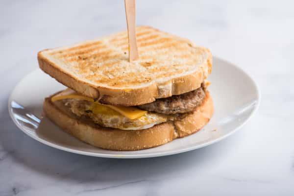 Sausage, Egg 'n Cheese