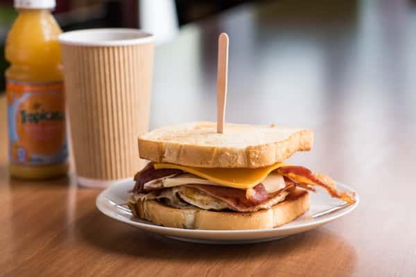 Deluxe Sandwich