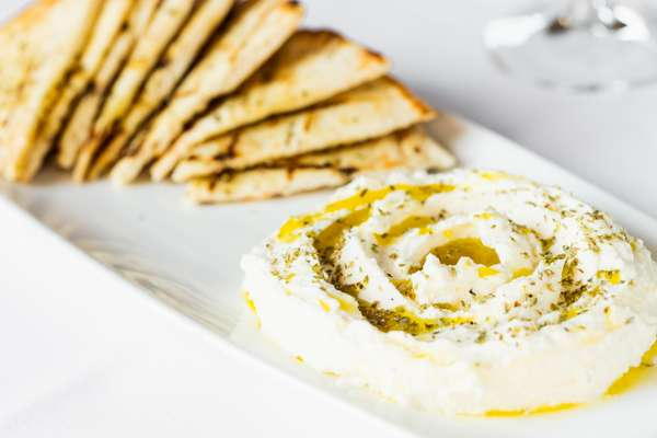 Whipped Ricotta