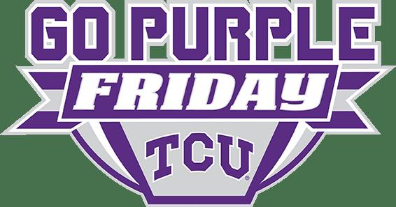 Go Purple Friday logo