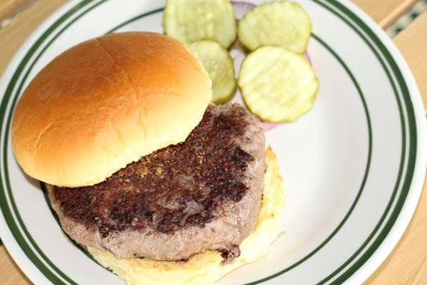 TX Wagyu Burger (Houston Only)