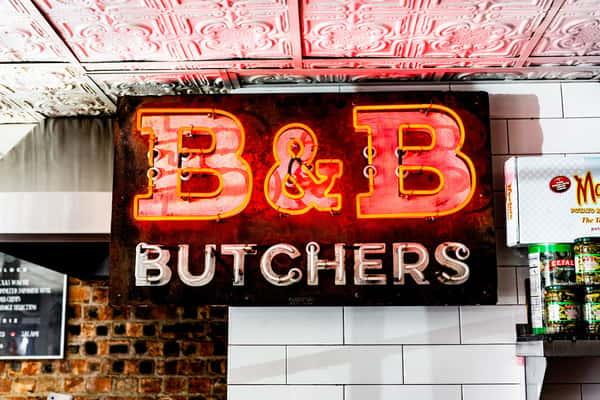 butcher shop private event