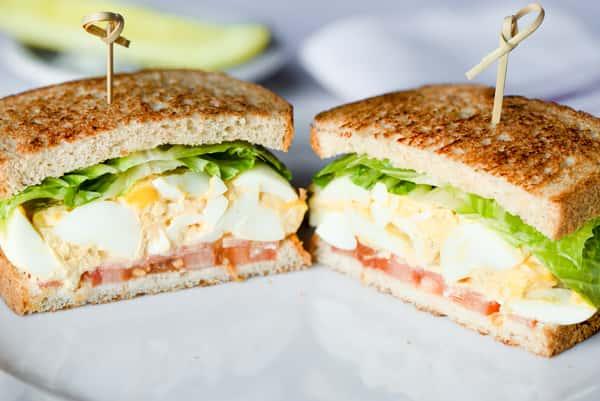 NO. 12 | B&B Egg Salad