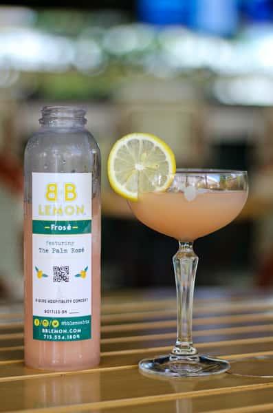 B.B. Lemon Frosé