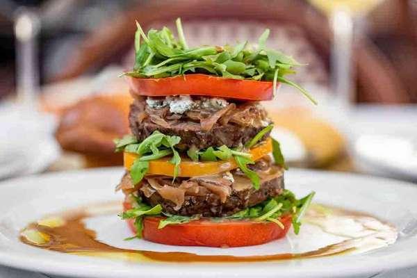 "B&B ""Steak"" House Salad"