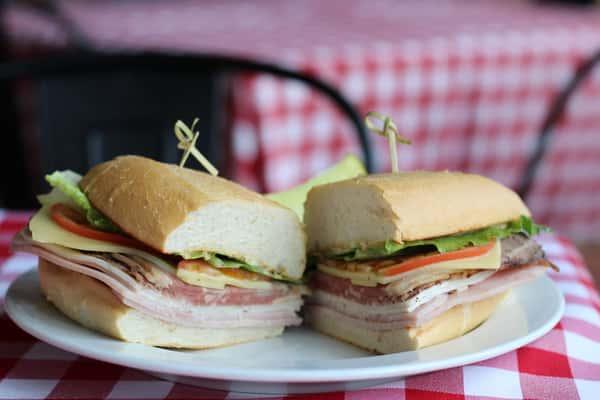 Washington Sandwich