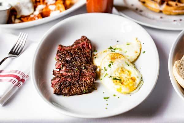 Steak & Eggs