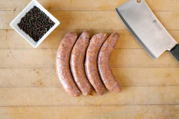 Jalapeño Sausage
